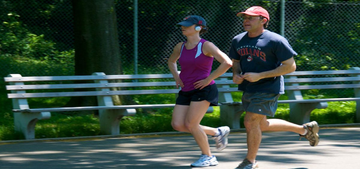 By Ed Yourdon - Wikimedia Commons, CC BY-SA 2.0,https://commons.wikimedia.org/wiki/File:Jogging_couple.jpg