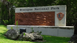 Image Credit Wikimedia Commons: https://upload.wikimedia.org/wikipedia/commons/d/d9/Entrada_Biscayne_Nacional_Park.JPG